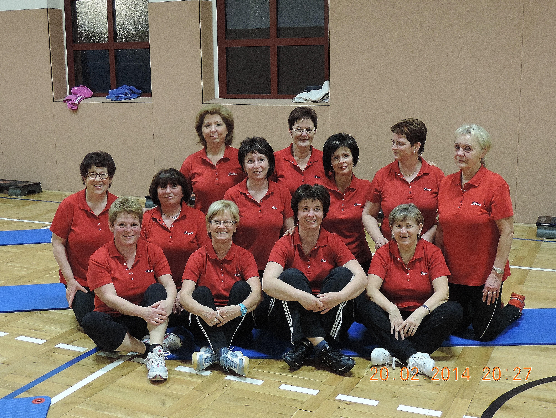 Sportgruppe Aerobic