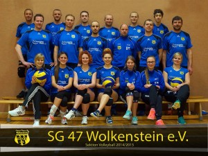 Sektion Volleyball 2014